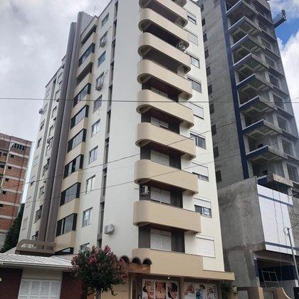 Vende-se apartamento semi-mobiliado | 2 dormitórios | Centro