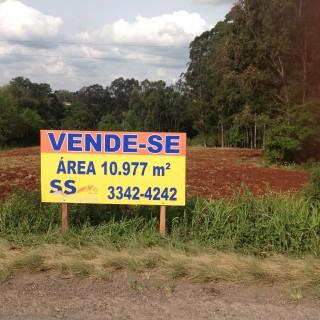 Vende-se Área de 10.977 m² de frente para ERS 324 - Perimetral - Trevo Oeste